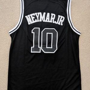 factory price e9476 9b327 Neymar PSG Paris Saint Germain Basketball Jersey NWT